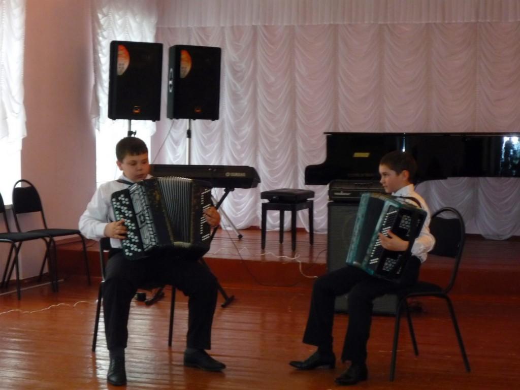 зональный конкурс ансамблей, нар.инструменты